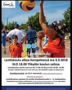 Lentiskoulu2019